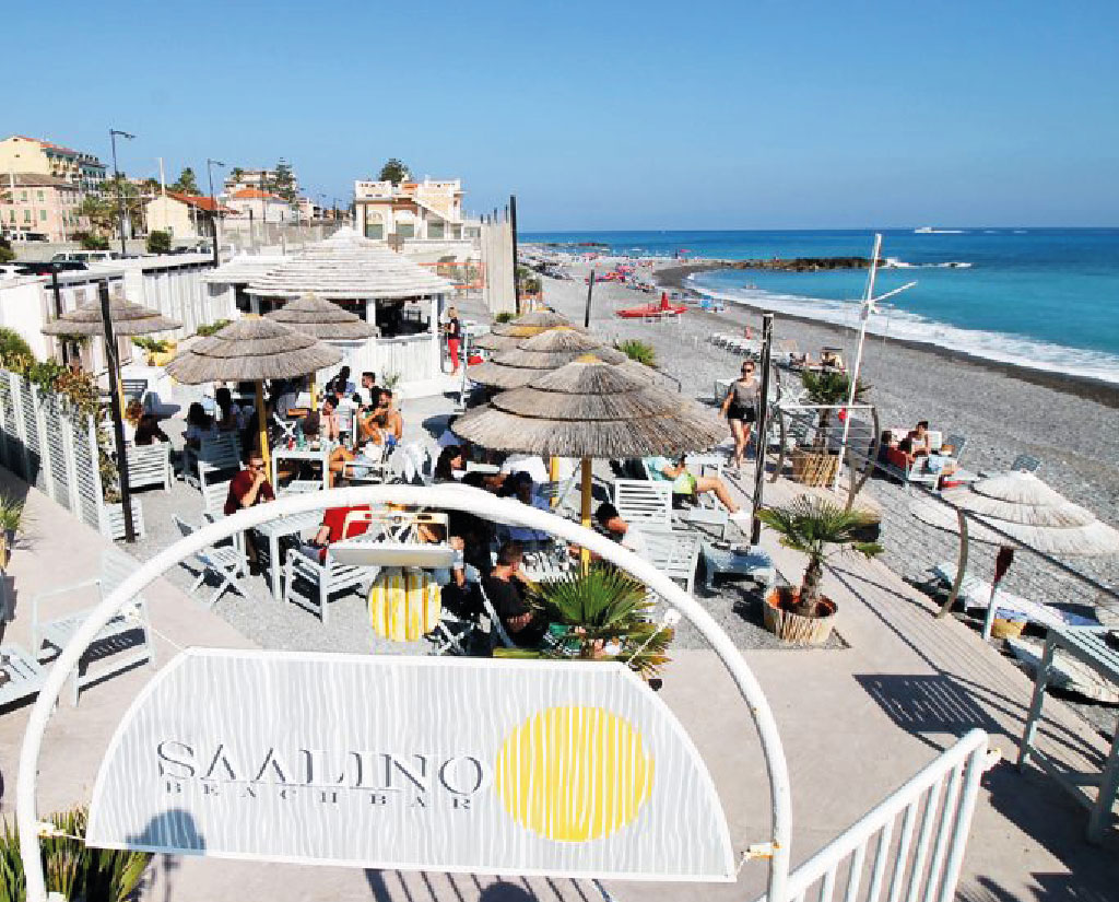 Saalino Beach Bar